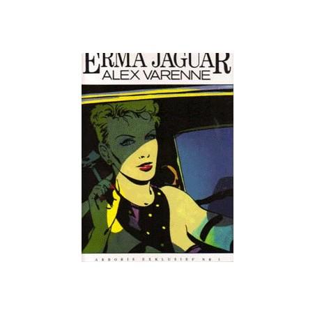 Erma Jaguar set HC Deel 1 t/m 3 1e drukken 1989-1993