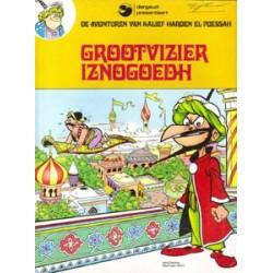 Iznogoedh 01<br>Grootvizier Iznogoedh<br>1e druk 1973