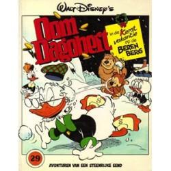 Oom Dagobert 29<br>Kerstvakantie op de berenberg<br>1e druk 1985