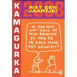 Kamagurka Wat een jaartje! 2008
