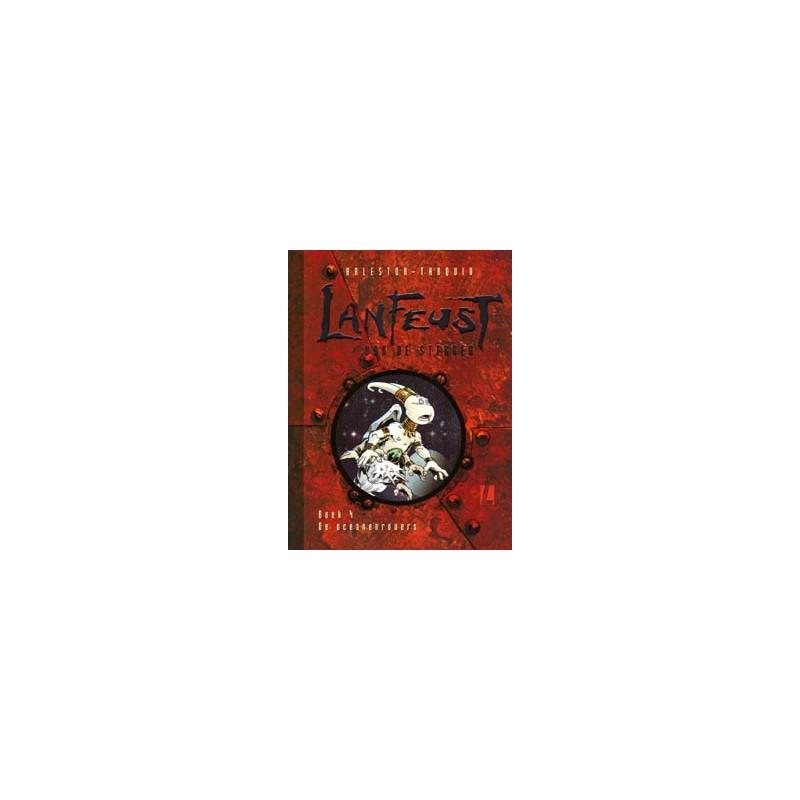 Lanfeust   van Troy II Lanfeust van de Sterren 04 De oceaanrovers