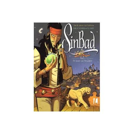 Sinbad 01 De krater van Alexandrië