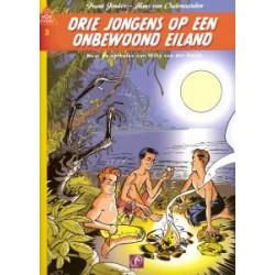 Bob Evers 03 SC - Drie jongens op een onbewoond eiland