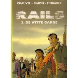 Rails 02 HC<br>De witte garde