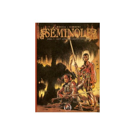 Seminole 01 SC Het lot van Jasper Unluck