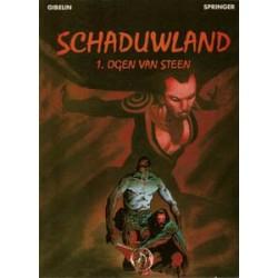 Schaduwland 01 SC<br>Ogen van steen