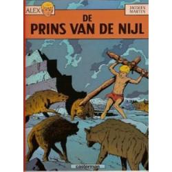 Alex 11: De prins van de Nijl