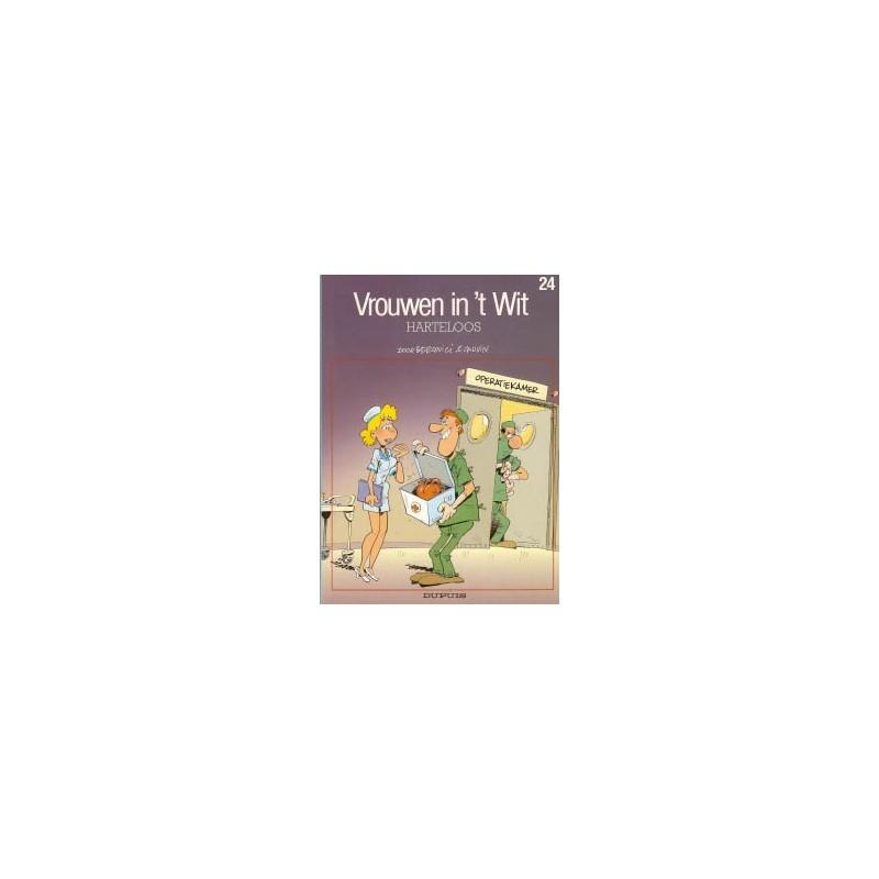 Vrouwen in het wit 24 - Harteloos