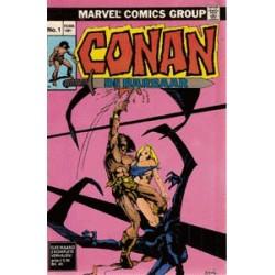 Conan<br>de barbaar setje - Deel 1 t/m 11