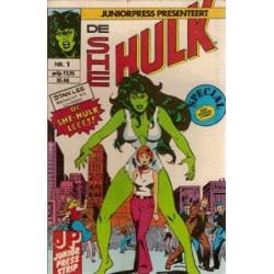 She Hulk setje<br>Deel 1 t/m 11