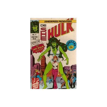 She Hulk setje Deel 1 t/m 11