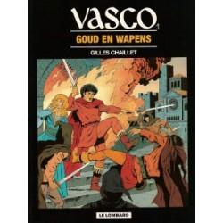 Vasco 01 - Goud en wapens