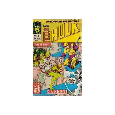 She Hulk 08 Tweestrijd 1982