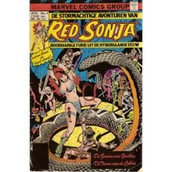 Red Sonja 04 - De zonen van Quillos 1981