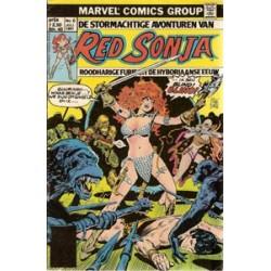 Red Sonja 06 - Het bloed van de azuurvogel 1981