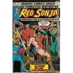 Red Sonja 08 - De tombe der drie dode koningen 1981