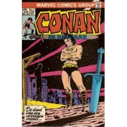 Conan de Barbaar 05 - De stier van Anu 1981