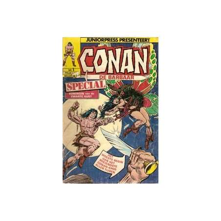 Conan de Barbaar Special 01 Koningin v/d Zwarte Kust