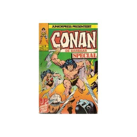 Conan de Barbaar Special 02 Heer van de leeuwen 1979