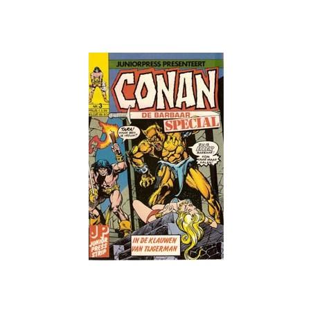 Conan de Barbaar Special 03 Klauwen van Tijgerman 1980