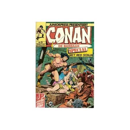Conan de Barbaar Special 05 Bavikruiters van Harakht