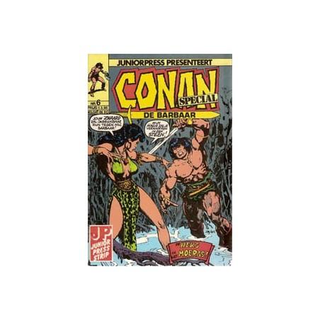 Conan de Barbaar Special 06 De heks in het moeras! 1981
