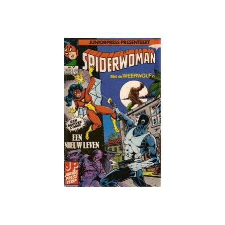 Spiderwoman 09 Een nieuw leven 1982