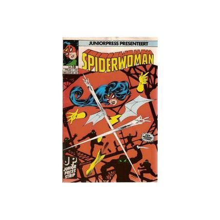 Spiderwoman 18 1983