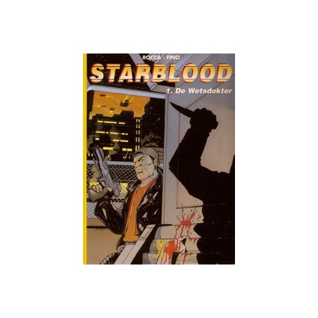 Star blood 01 HC De wetsdokter