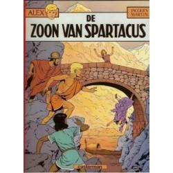 Alex 12: De zoon van Spartacus