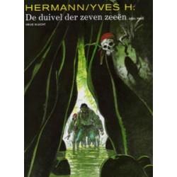 Vrije Vlucht HC<br>Hermann - De duivel der zeven zeeën deel 2