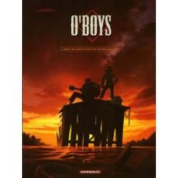 O'Boys 01<br>Het bloed van de Mississippi