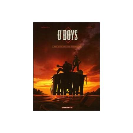 O'Boys set deel 1 t/m 3 1e drukken 2009-2012