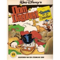 Oom Dagobert 15<br>De lemming met het medaillon<br>1e druk 1982