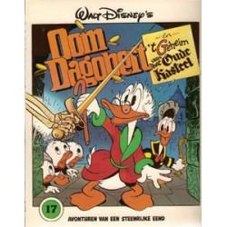 Oom Dagobert 17#<br>Geheim van het oude kasteel<br>1e druk 1982