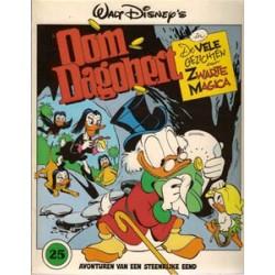 Oom Dagobert 25<br>Gezichten van Zwarte Magica<br>1e druk 1984