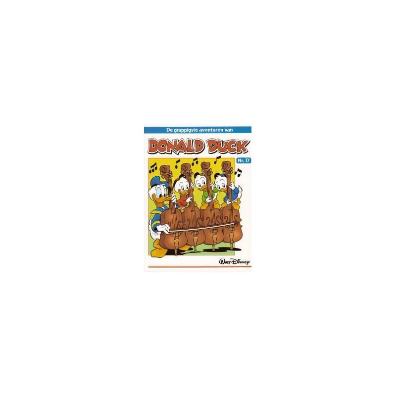 Grappigste avonturen Donald Duck 17 Tino Hernandez 1e druk