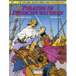 Roodbaard<br>25 Piraten in Indische wateren<br>1e druk 1991