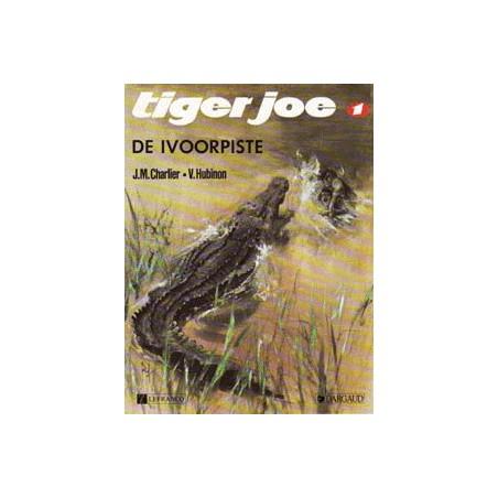Tiger Joe setje Deel 1 t/m 3 1e drukken 1988-1990