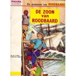 Roodbaard<br>Pandora 03 De zoon van Roodbaard<br>1e druk 1965