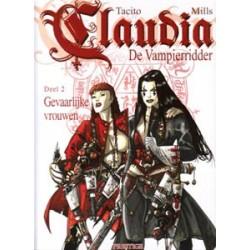 Claudia de vampierridder 02<br>gevaarlijke vrouwen
