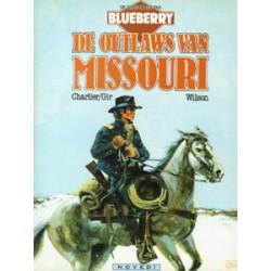 Blueberry Jonge jaren 04 - De outlaws van Missouri 1e druk