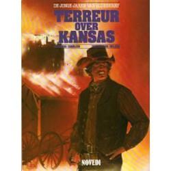Blueberry Jonge jaren 05 - Terreur over Kansas 1e druk