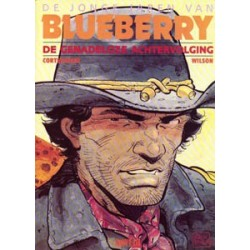 Blueberry Jonge jaren 07 - Genadeloze achtervolging 1e dr.