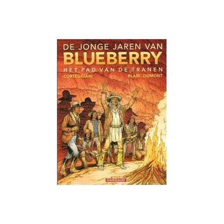 Blueberry  set Jonge jaren deel 1 t/m 21 1e drukken* 1977-2016
