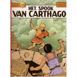 Alex 13: Het spook van Carthago