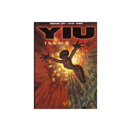 Yiu 01 HC In de hel