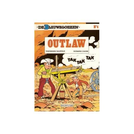 Blauwbloezen  04 Outlaw