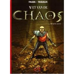 Wet van de chaos 01 SC<br>Zwarte elfen