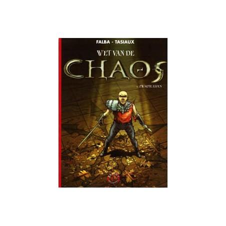 Wet van de chaos 01 SC Zwarte elfen